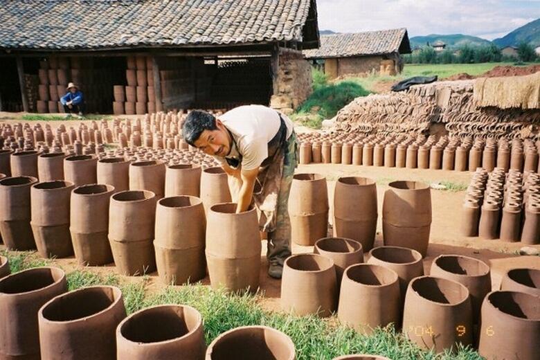 剣川県窯業